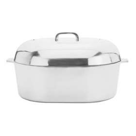 "MAGNALITE 1040827 Classic 18"" Oval Lided Roaster"