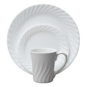 CORELLE 1086524 Vive Enhancements 16-pc Set