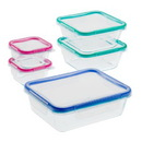 SNAPWARE 1109331 10-pc Glass Storage Set w/ Total Solution Lids