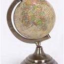 Woodland 28322 Aluminum Globe