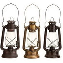 Woodland 46696 Lantern Assorted in Classical Style - Set of 3