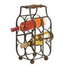 Woodland 63342 Sheet Metal Wine Holder 16