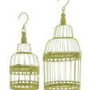 Woodland 66563 Bird Cage with Great Durability and Long Lasting - Set of 2