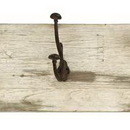 Woodland 68789 Cute And Impressive Wall Hooks With Rustic Nail Knobs