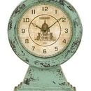 Woodland 69257 Old Look London Themed Table Top Clock