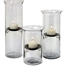 Benzara IMX-71623-3 Attractive Unique Styled Tea Light Candle Holders
