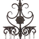 Benzara IMX-7790 Traditionally Styled Wall Sconce