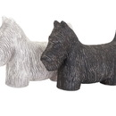 Benzara IMX-A0218273 Cute Fetch Dog Statuaries - Assorted 2