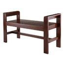 Winsome 94541 Thomas Bench with Armrest