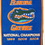 Winning Streak Sports DYNASTY BANNERS-Florida Banner, Model #: 76045