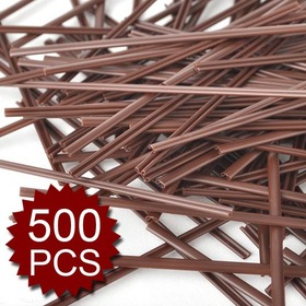 Coffee Straws, Sip Stirrers, 500 pcs/pack, Graduation Gift, Price/1 Pack