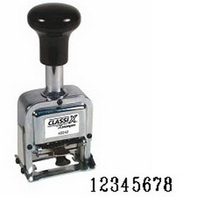 Xstamper 40244 Automatic Number Stamp