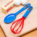 Mickey-Minnie Lets Bake Whisk-Spoon 2pc
