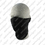 Zan Headgear Neoprene Black 3-Panel Half Mask